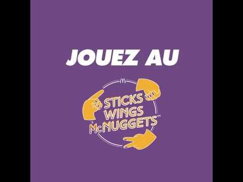 Embedded thumbnail for Sticks Wings McNuggets